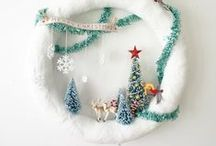 Year Round Wreaths / Inspiration for making wreaths