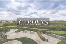 Gardens / Be inspired by incredible Landscaping and Gardens found at The Agency's Homes.