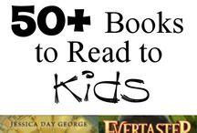Reading / by Amy Sutterfield