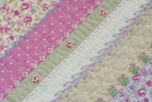 Sewing, Stitching & Quilting / sewing, quilts, embroidery / by Jennifer Holappa Bell