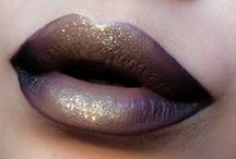 Lips Trends / The most amazing lip colors and trends.