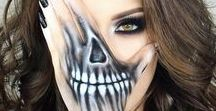 Make up Art / Makeup is an art, see how these makeup artists create unique looks and characters with it!
