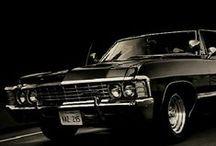 Chevrolet Impala / Ich stehe auf dieses Auto