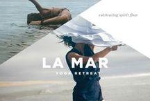 La Mar / La Mar Yoga retreat, cultivating spirit flow by Erica Jago & Mari Sierra