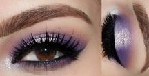 Glitter Makeup / Dazzling makeup looks perfect for a night out! Featuring House of Lashes. #houseoflashes