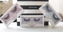 House of Lashes x Sephora Collection / INTRODUCING 3 NEW LASHES IN COLLABORATION WITH SEPHORA COLLECTION  This limited edition collection features three new stacked lashes designed and created with the wearer in mind. Each lash provides the depth, density and appearance of multiple lashes all built into one comfortable and natural looking lash.