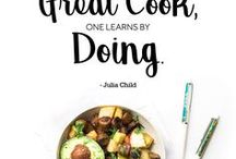 Words of Wisdom / Cooking Quotes • Cooking Quotes Love • Cooking Quotes Funny • Inspirational Cooking Quotes • Cooking Quotes Printable • Healthy Living • Cooking • Home Cooking •  Healthy Inspirational Quotes • Healthy Inspiration Pictures • Healthy Cooking • Famous Quotes • Famous Quotes Inspirational •  Food •