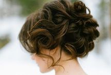 hairdos / by Gillian Ponce