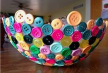 Craft Ideas / Any crafting ideas: jewelry, paper, glass, paint, decor, home improvements, etc. / by Lynna Nieman