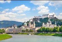 Favorite Places & Spaces in Austria & Greece / Beautiful Places in Austria and Greece