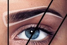 Best of Brows / brow shaping & grooming  -  ideal eyebrow shapes for men and woman