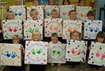 Kids Creations Activities / by Corrine Light