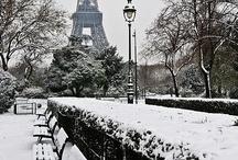 The Romance of Rain & Snow / The beauty of rain fall... the magic of snow / by Moonlight Rain
