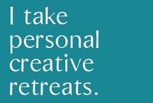 My Personal Creative Retreat