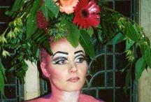 Flower elements & Makeup Art