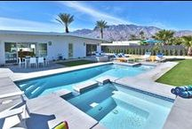 MidCentury Vacation Homes Palm Springs / Mid-Century and Modern Vacation Rental Homes in the Coachella Valley from Palm Springs to La Quinta, California.
