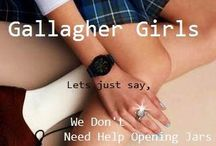 Gallagher Girl / by Gillian Ponce