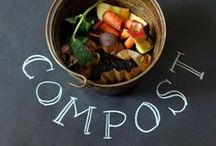 Composting 101 / Browns and greens to help your garden and the environment!