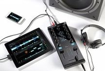 tech | DJ / DJ gear and software / by Oyvind Solstad