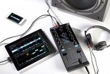 tech | DJ / DJ gear and software / by Oyvind Solstad