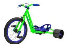BMX Drift Trike