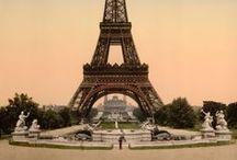 Paris / Mais oui, j'aime Paris! A curated selection of Parisian scenes by 20x200.