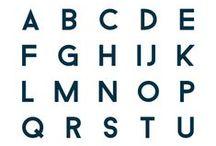 Typography / Typography, graphic design, fonts