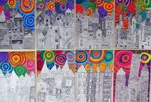 Elementary art / by Elizabeth Raimondi