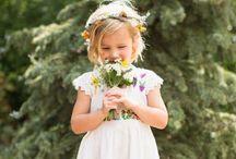 Wedding // Flowergirl