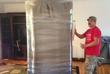 Wrapping and Packing Furniture / wrapping and packing furniture by King David Moving & Storage