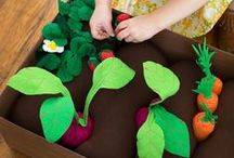 Gardening for Kids / Activities, tips and just plain fun ideas to enjoy gardening with your kids and grandkids!