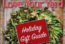 HOLIDAY 2015 GIFT GUIDE / Avant Garden Decor wishes to help you navigate through your holiday gift giving list with these awesome products!