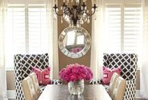 {Darling Decor} / Classy and fabulous ideas to fill a house!  / by Ashton Bell