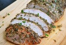 Beef, Pork & Turkey / by Autumn Cuppycake
