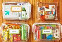 Storage + Organization + Cleaning