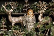 christmas -- decor / christmas christmas christmas decor ideas decorations / by Mariel Hale
