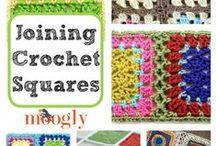Crocheting Patterns, Stitches & Ideas