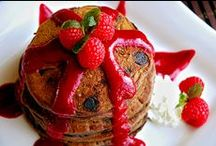 Pancakes & Breads / by Autumn Cuppycake