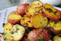 Appetizers & Potatoes / by Autumn Cuppycake