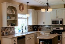 Kitchen Makeover Inspiration / by Emily Adams