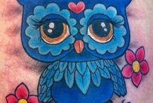 tattoos  / by Lee Ann Clark  (McVay)