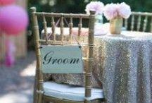 Geranium Lake Weddings: Pale Pink