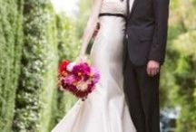Geranium Lake Weddings: Fuchsia