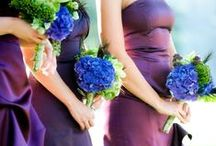 Geranium Lake Weddings: Purple
