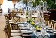 Geranium Lake Weddings: Blue