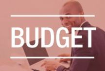 Budget Basics / Budgeting isn't fun when you don't have a clear direction. Follow this board for advice on starting and sticking to your financial plan.