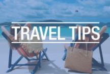 Thrifty Travel Tips / Going on a big vacation? Here are some useful tips on How to save while away!
