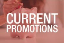 Current Promotions / Curious about the credit union's current promotion? Look no further than Pinterest! Check back frequently for new deals, steals and money saving tips.