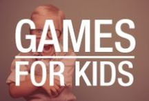 For the Credit Union Kiddos / Being a parent is no easy job, but we've compiled some fun games and activities for the kiddos.