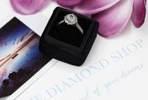 The Diamond Shop - We Love Engagement / For over 20 years, The Diamond Shop has made dreams come true with beautiful engagement rings. Find the diamond of your dreams today at The Diamond Shop, 280 Queen Street, Auckland, New Zealand
